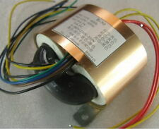 HIGH QUALITY 0 - 180V - 250V - 330V + 6.3V + 6.3V 50VA R CORE POWER TRANSFORMER