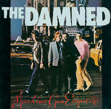 The Damned - Machine Gun Etiquette 180G LP REISSUE NEW / CHISWICK UK IMPORT