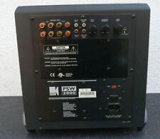 SUBWOOFER CAISSON DE BASSE ACTIF KEF PSW 2000 120 WATTS .