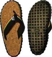 Bob Marley Cork 3 Sandal - Zion Rootswear - Rasta Reggae Flip Flops - ZRBM27SK