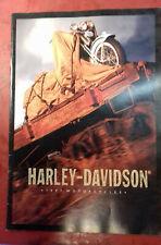 1997 Harley-Davidson Prospekt Sportster Softail Dyna Electra Glide brochure