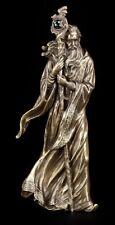 Merlin Figur - Zauberer - Magie Ritual Hexerei Fantasy Statue Deko