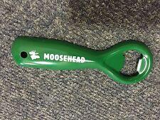 Moosehead Metal Beer Bottle Opener
