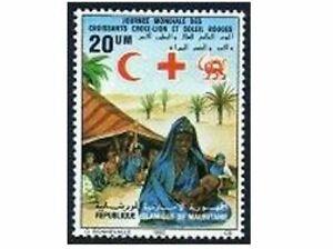 Mauritania 453,MNH.Michel 677. World Red Cross Day,1980.