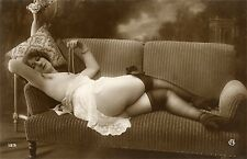 A4 Vintage 1920's Art Deco Pretty Nude Girls ..Victorian/Edwardian Beauties 213