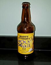 Monty Python Holy Grail Ale Empty Beer Bottle W/Cap