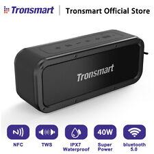 40W Tronsmart Element Force bluetooth Speaker NFC Waterproof Portable  ❤ & $