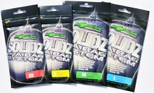 Korda Solidz Solid PVA Bags With Free Green Scoop *All Sizes* NEW Baiting Tools