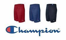 Champion Mens  Athletic Poly Closed Mesh  Basketball Shorts