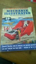 MECHANIX ILLUSTRATED USA     JUNE 1956     FLYING BOAT