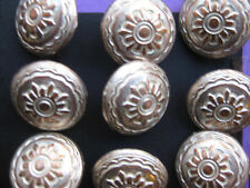 20mm Medium Beautiful Copper Tone Fancy Metal Vintage Coat Sewing Buttons Set  9