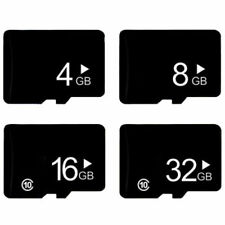 4GB 8GB 16GB 32GB Class 6/10 Micro SD Card TF Memory Card Android Phone Tablet