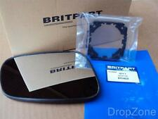 NEW Land Rover Mirror Glass Convex R/H & Adaptor Mount P/N: CRD100640 / STC1430