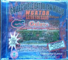NCAA Official Sport Football UF Florida Gator College Fan Radio Song NEW Sealed