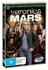 Veronica Mars : Season 3 (DVD, 2009, 6-Disc Set) New ExRetail Stock, Genuine D61