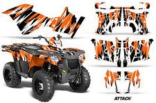 Polaris Sportsman 570 Graphic Kit Wrap Quad AMR Racing Decal ATV 14-17 ATTACK OR