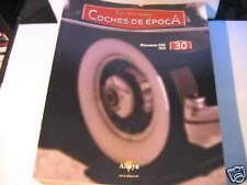 FASCICULE espagnol VOITURES CLASSIQUES N°30 MERCEDES SSK 1933