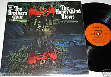 The Brothers Four the Honey Wind Blows LP CBS Rec. UK 1965 RARE FOLK!!!