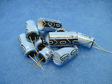 (10) NEW XICON Radial Electrolytic Capacitors: 2200uF (2200 uF) 35V (85ºC Rated)
