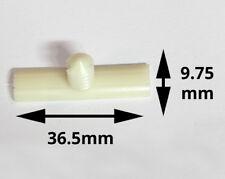 Chrysler Valiant - Universal Body & Sill Mold Clip : Clip-in : 36.50mm x 9.75mm