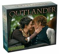 Outlander 2020 Boxed Calendar by Sellers Publishing Browntrout Free Post
