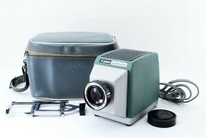 Near MINT canon Slidester Vintage Retro Slide Projector Compact from Japan