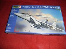 REVELL ® 4354 1:72 Mc Donnell Douglas f-15 D Double Seater NEUF