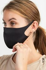 Anti-Bacterial Copper Mask / Dual 99.9 Protection