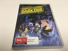 DVD DISC FAMILY GUY - SOMETHING, SOMETHING, SOMETHING, DARK SIDE