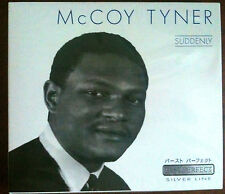 Mc COY TYNER - SUDDENLY -CD Neuf (A2)