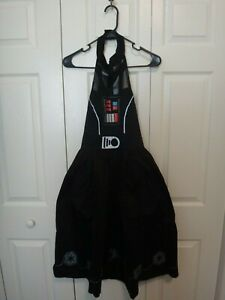 Disney Dress Shop Star Wars Darth Vader Small Halter Brand New With Tags