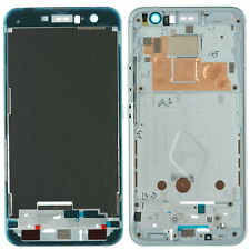 HTC U11 front middle housing frame cover display adhesive silver