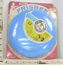 WHAM-O FRISBEE TOY 1967 STILL SEALED ON THE CARD SHARP!