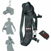 Quick Rapid Single Shoulder Sling Belt Neck Strap For Digital Camera SLR DSLR