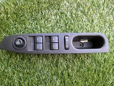 2006-2009 FORD FUSION DRIVER MASTER WINDOW SWITCH BLACK OEM SEE PHOTO
