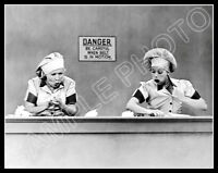 I Love Lucy PHOTO Candy Factory Episode, Lucille Ball TV Show 1952