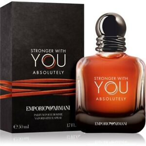 Armani Stronger With You Absolutely Parfum 50ml