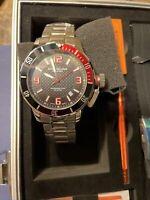 Stuhrling Men's Watch Professional Diver 200 Meters Brand New In Box