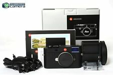 Leica M10-R Digital Rangefinder Camera Black Chrome 20002 *BRAND NEW*