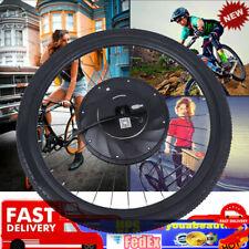 "26"" 36V Electric Bicycle Front Wheel Ebike Hub Motor Conversion Kit US STOCK"