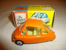CORGI 233 HEINKEL ECONOMY CAR - EXCELLENT in original BOX