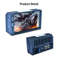 MP5 Player w/ GPS Bluetooth RDS Mirror Link Radio Stereo Support SD card U Disk