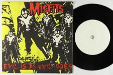 Punk EP - Misfits - Evil Is As Evil Does - Plan 9 - VG+ mp3