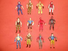 G.I.JOE: Vintage G.I.Joe ( 12 Figure Parts Lot)   '' Hasbro ''