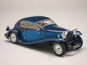 BUGATTI TYPE 46 SUPER PROFILÉE, voiture miniature MATRIX MX40205-012