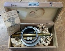 New listing Collectible Vintage Bostrom Farm Level No. 2 In Original Wood Box & Instructions