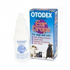 Otodex Ear Drops For Cats and Dogs (14ml Bottle)