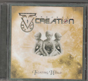 PROJECT CREATION - floating world CD