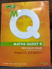 Maths Quest 9 New South Wales Australian Curriculum Edition, Stages 5.1,5.2, 5.3