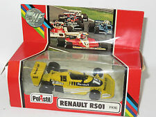 Polistil 1/32  Renault RS01 Turbo #15  - made in Italy 1980`s